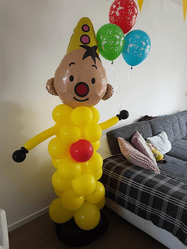 IDecco ballondecoratie helmond ballonnen ballon verjaardag bumba
