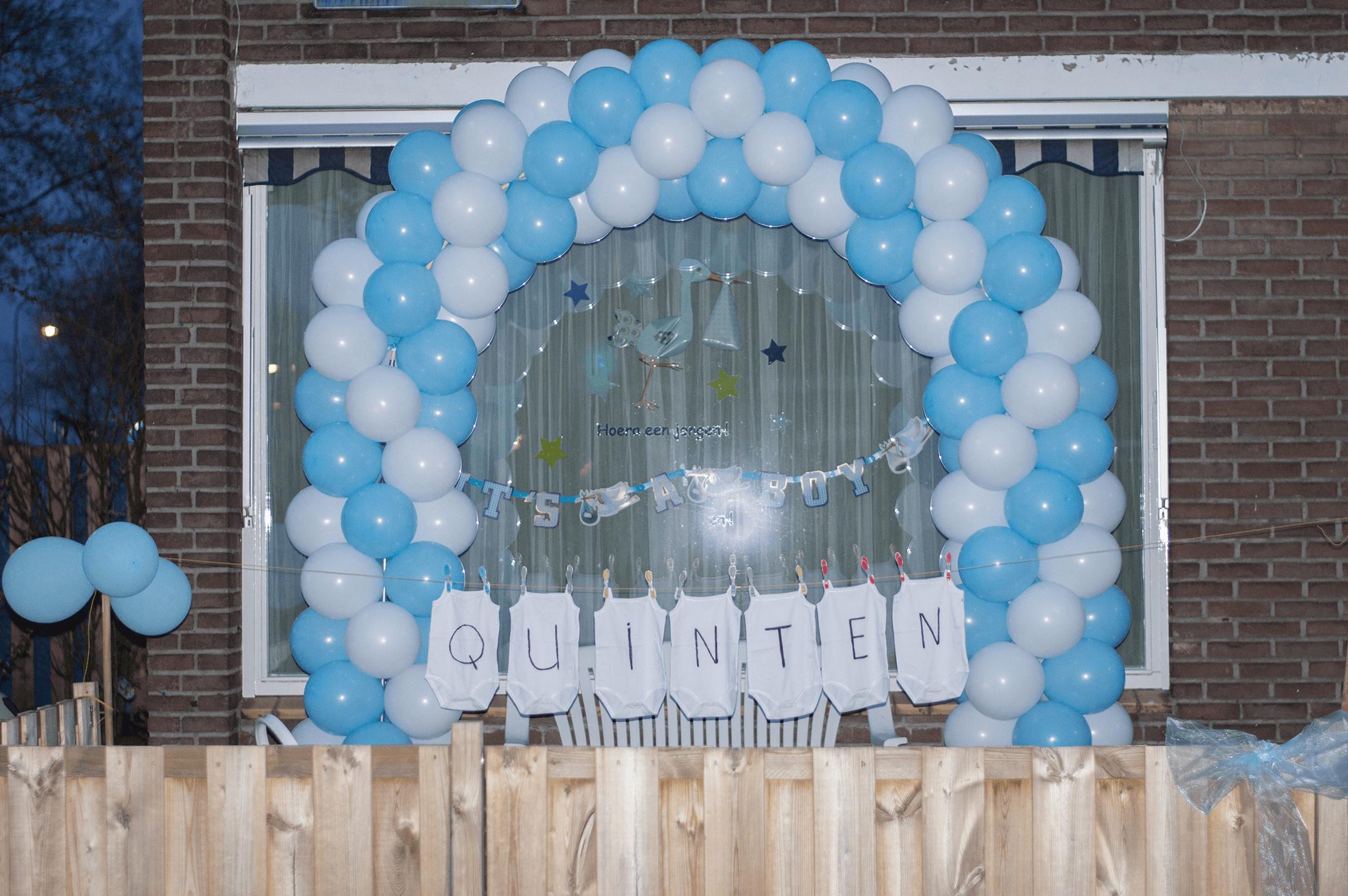 IDecco ballon ballonboog geboorte ballondecoratie ballonIDecco ballon ballonboog geboorte ballondecoratie ballon