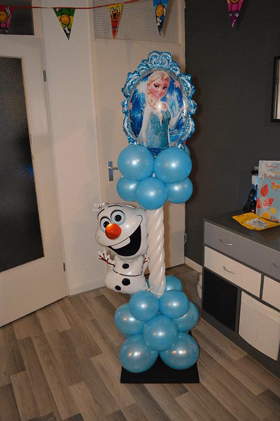 IDecco ballondecoratie helmond ballonnen ballon bedrijfsdecoratie aankleding