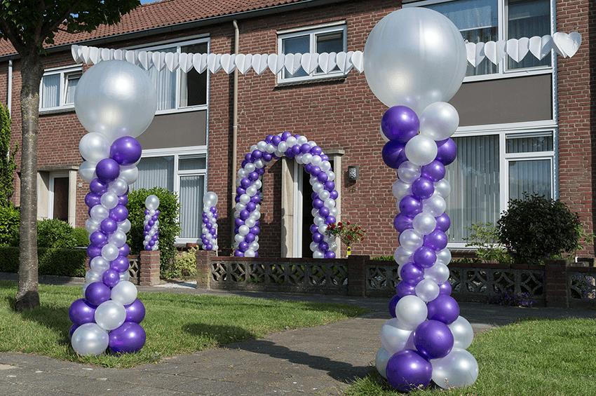 IDecco ballondecoratie helmond ballonnen ballon aankleding 6