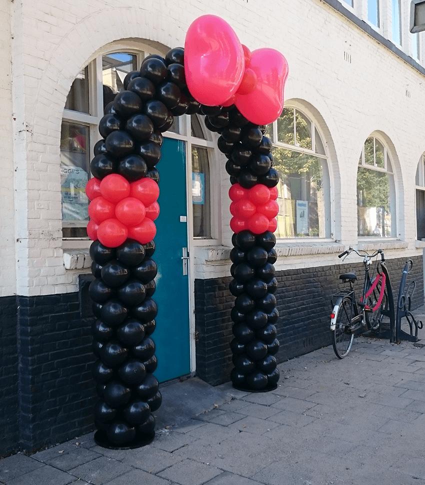 bogen idecco ballonboog helmond ballondecoratie