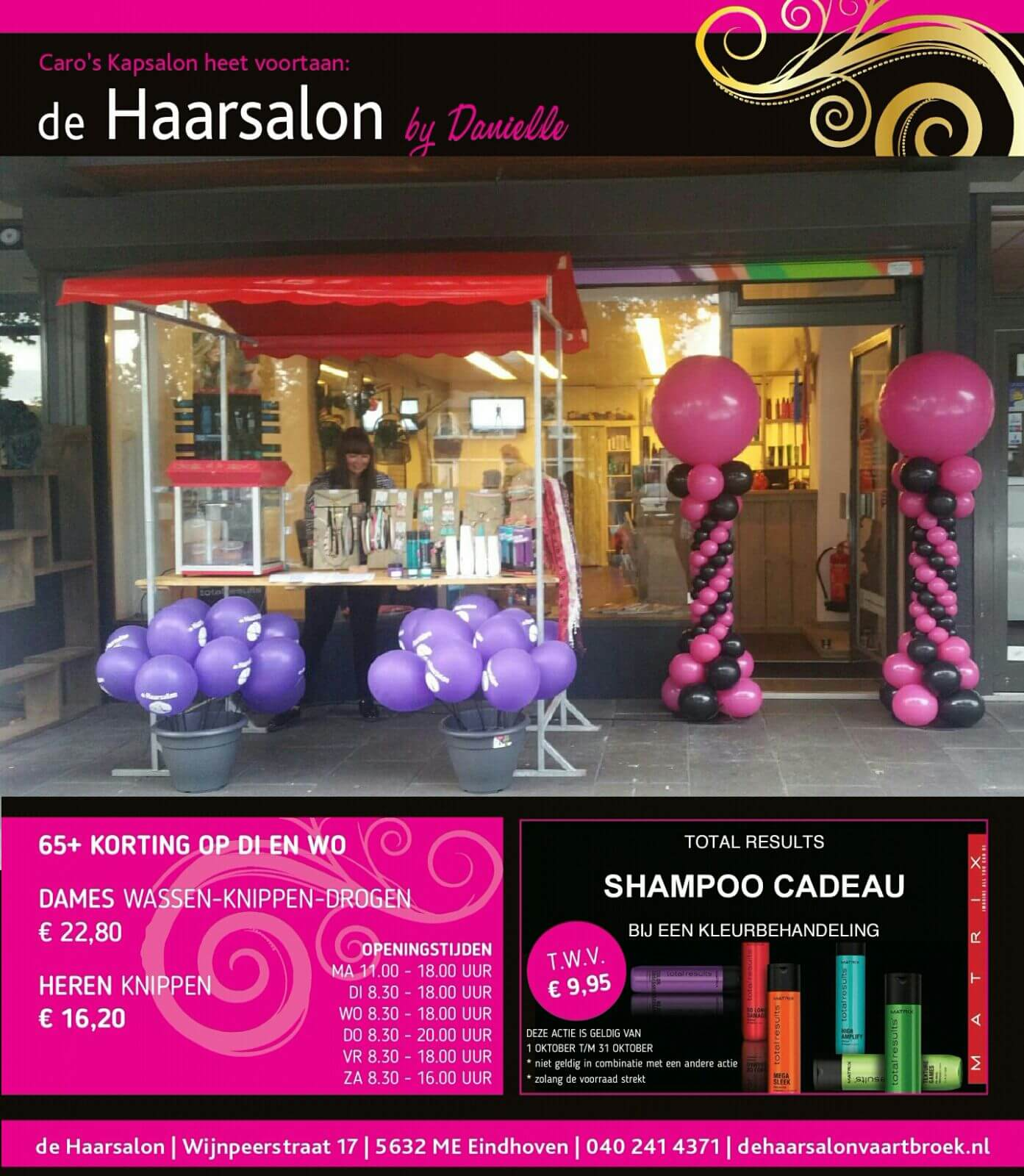 Haarsalon by Danielle