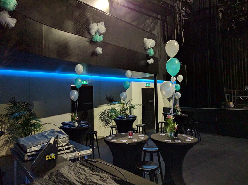heliumballonnen idecco helmond decoratie