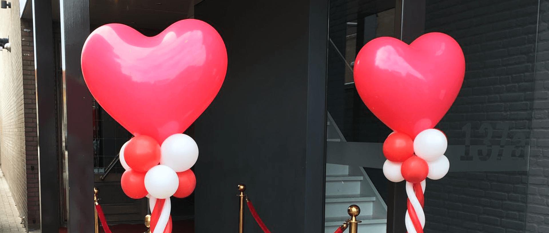 ballonnen voor <br>iedere gelegenheid